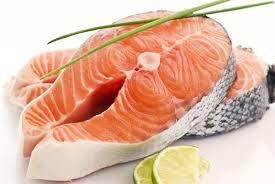 Oily Fish like Salmon