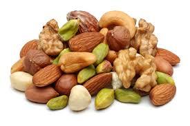 Nuts - powerhouse