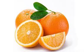 Orange - full of Vitamin C